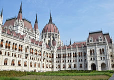 Parliament building, Budapest, Hungary Royalty Free Stock Images