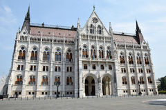 Parliament building, Budapest, Hungary Stock Photography