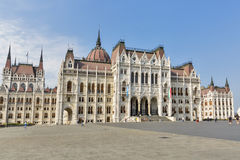 Parliament building in Budapest, Hungary. Stock Photography