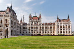Parliament building in Budapest, Hungary. Royalty Free Stock Photos