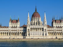 Parliament Building, Budapest, Hungary Royalty Free Stock Photography