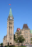 Parliament Building of Canada Stock Image