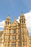 Parliament building in London Royalty Free Stock Photography