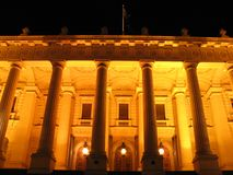 Parliament Building, Melbourne, Australia Royalty Free Stock Images