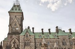 Parliament Building Ottawa Canada Stock Photography