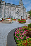 Parliament Building, Quebec City Royalty Free Stock Photo