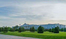 The Parliament building in Tashkent Royalty Free Stock Image