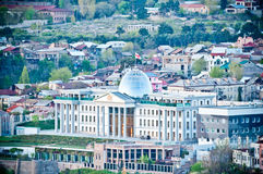 Parliament building in Tbilisi Royalty Free Stock Photo