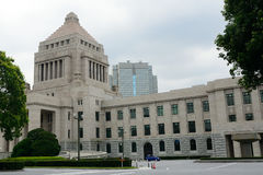 Parliament building, Tokyo, Japan Stock Photos