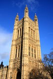 Parliament Building of the United Kingdom Stock Photo