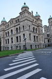 The parliament building in victoria Stock Photos