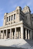 The parliament building in victoria Royalty Free Stock Photography