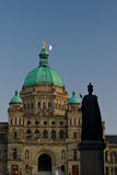 Parliament building Victoria, BC, Canada Royalty Free Stock Images