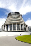 Parliament Building of Wellington, New Zealand Stock Images