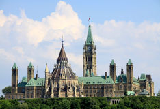 Parliament Buildings Stock Image