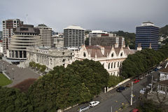 Parliament buildings, NZ Stock Photography