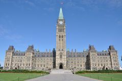 Parliament Buildings, Ottawa, Canada Royalty Free Stock Images
