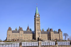 Parliament Buildings, Ottawa, Canada Stock Photo