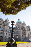 Parliament Buildings, Victoria, BC, Canada Royalty Free Stock Image