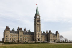 The Parliament of Canada Royalty Free Stock Image