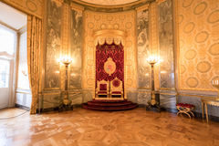 Parliament Christiansborg palace Royalty Free Stock Image