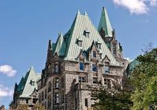 Parliament Confederation Building Stock Photo