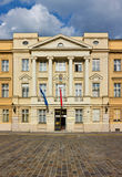The Parliament of Croatia Facade Royalty Free Stock Photos