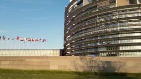 Parliament European stock video