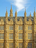 Parliament facade Stock Photography