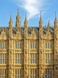 Parliament facade Stock Photography