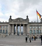 The Parliament of the Federal Republic of Germany. The German Bundestag is national Parliament of the Federal Republic of Germany. Germany-Berlin.2018 royalty free stock photos