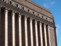 Parliament of Finland Royalty Free Stock Photography