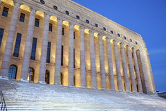 Parliament of Finland Stock Photography