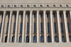 Parliament of Finland Royalty Free Stock Images