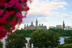Parliament Hill Royalty Free Stock Photo