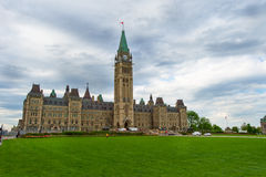 Parliament Hill Ottawa Stock Images