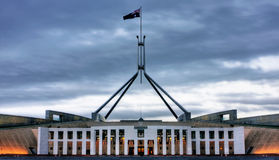 Parliament House Royalty Free Stock Image