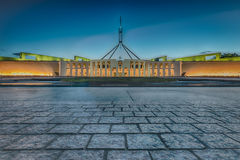 Parliament House, Canberra, Australia Royalty Free Stock Image