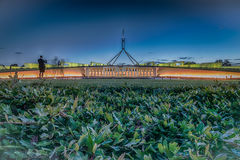 Parliament House, Canberra, Australia Royalty Free Stock Photo