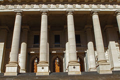 Parliament House in Melbourne Royalty Free Stock Photography
