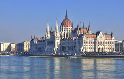 Parliament of Hungary, Budapest Stock Images