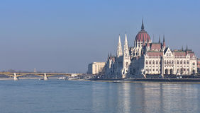 Parliament of Hungary, Budapest Royalty Free Stock Image