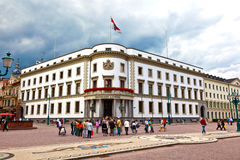 Parliament (Landtag) of Hesse Stock Photos