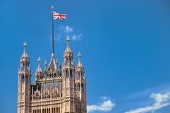Parliament London England Royalty Free Stock Photo