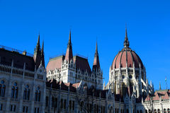 The Parliament n Budapest Stock Images