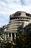 Parliament, New Zealand stock images
