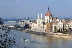 Free Parliament Of Hungary Royalty Free Stock Photos - 4271698