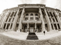 Parliament Palace Bucharest Romania Stock Images