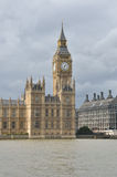 Parliament and Portcullis House Royalty Free Stock Images