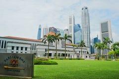 Parliament of Singapore Stock Photos